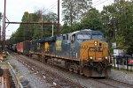 CSX 5242 on Q301.